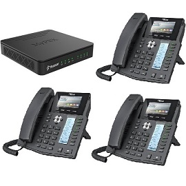 Ip Phone System Small Business Package